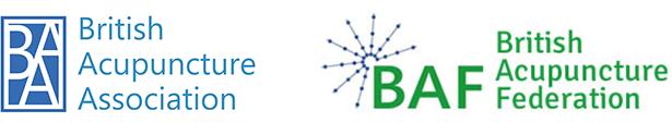 BAA and BAF logos